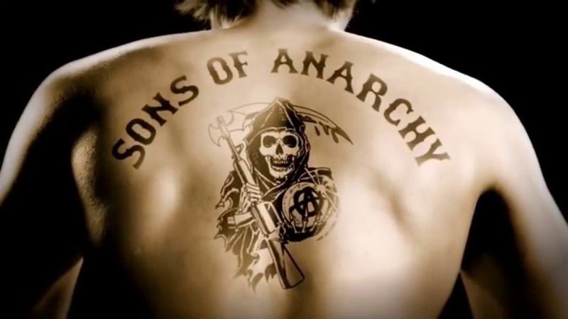 Sons of Anarchy: Complete Intro/Opening Credits (All Series Regulars, Seasons 1 - 7)