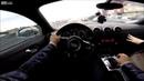 Безумец на Audi TT
