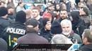 Linker Terror in Stuttgart bei BPE Kundgebung mit Michael Stürzenberger