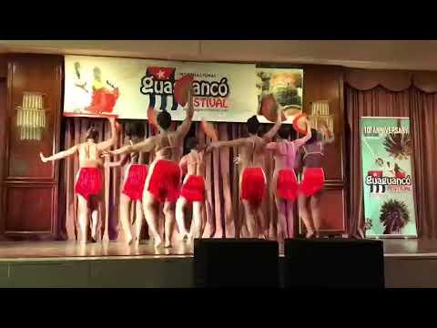 "Ismaray Aspirina Okan Yore Show ""La Rumba me llamo yo Festival del Guaguanco 2019"