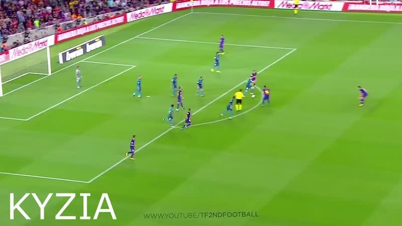 CR7 vs Messi Kyzia