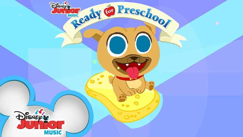 Cleaning with Bingo and Rolly 🏠 Learn to Help Ready for Preschool Disney Junior