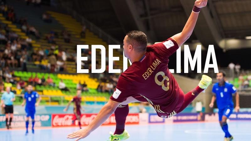 Eder Lima Russia Corinthians Futsal Goals Skills and Assists