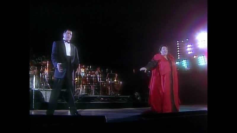 Freddie Mercury Montserrat Caballé - How Can I Go On (Live at La Nit, 1988 Remastered1080hd)