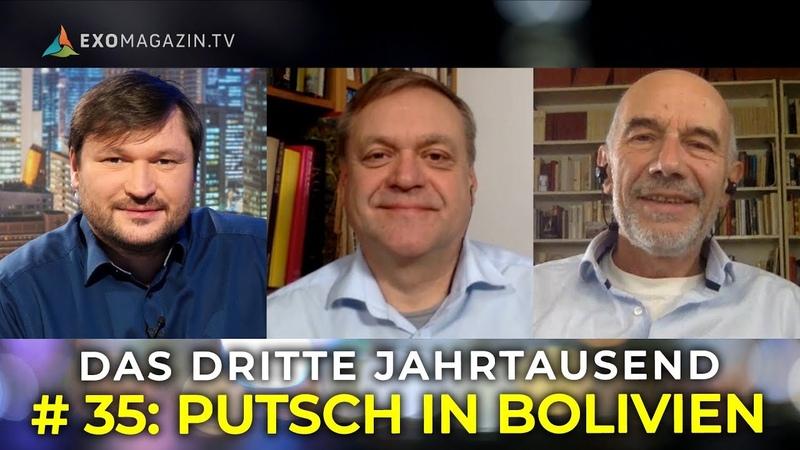 Putsch in Bolivien - Wende in Brasilien - Jeffrey Epstein | Das 3. Jahrtausend 35
