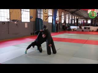 Wrestling Drills - Solo Training for Takedowns with Lyubo Kumbarov #bjf_drills