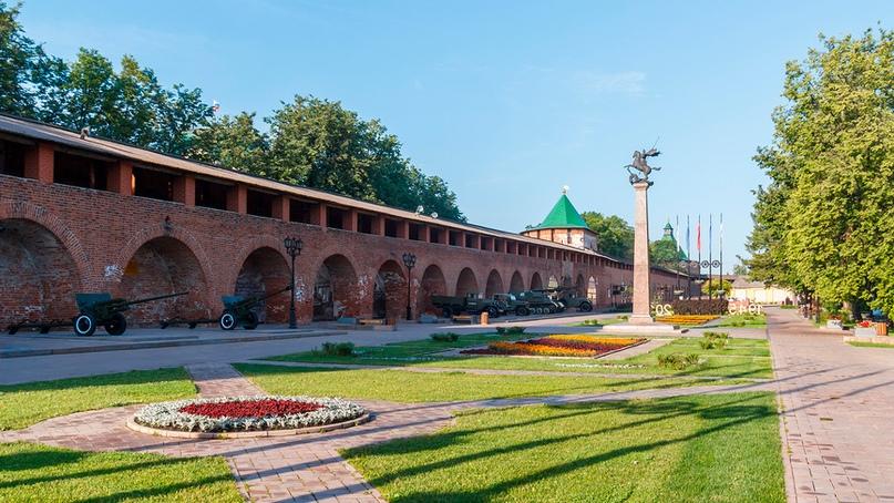 Топ-5 достопримечательностей Нижнего Новгорода, изображение №1