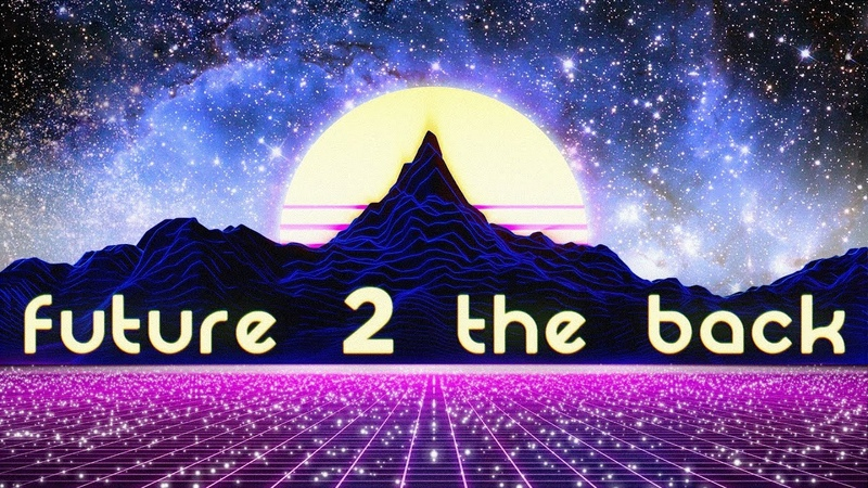Аудио-Визуальный MIX Future 2 the Back Mix [Best of Synthwave]