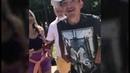 Танец с Раисом Урманчеевым в Тольятти. 4.07.2019