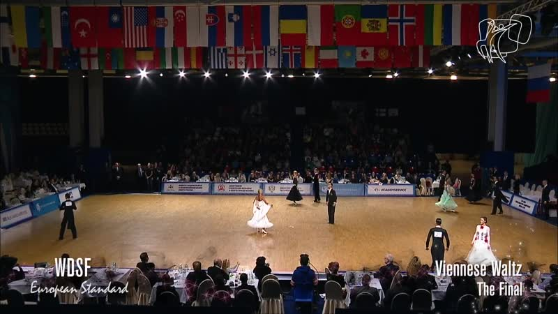 Viennese Waltz ¦ DanceSport Total Final