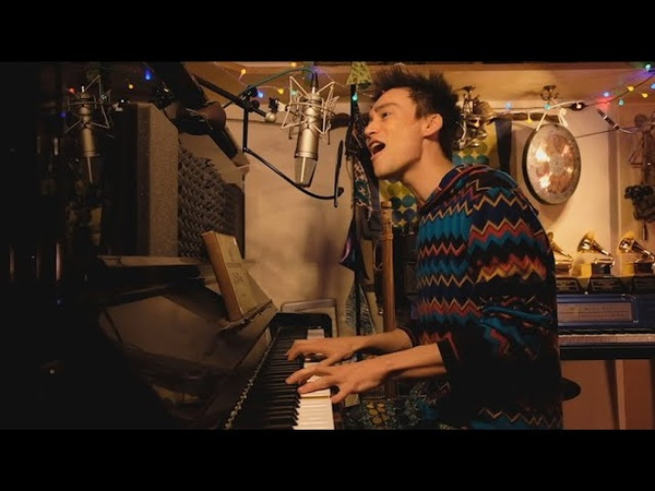 Jacob Collier – Hallelujah (Live on Stream Aid)