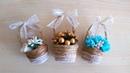 Making Wedding Candy From Egg Carton Yumurta Kolisinden Nikah Şekeri Yapılışı