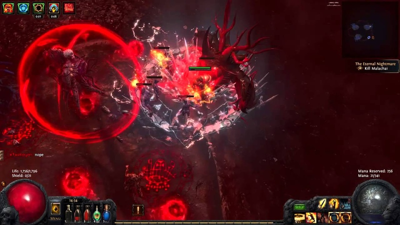 Path of Exile Malachai Normal