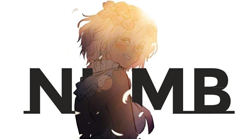 Numb [AMV] Anime Mix   ONLAP - NUMB COVER LYRICS VIDEO