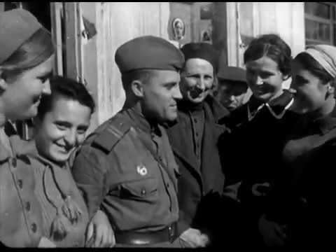 Освобождение Таганрога Liberation of Taganrog