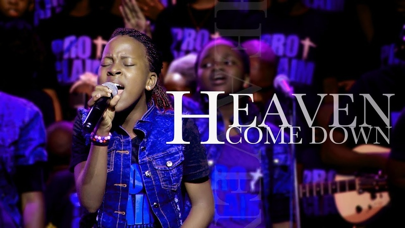 Proclaim Music - Heaven Come Down (By Jovita Sheppard)