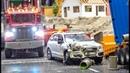 Awesome RC Trucks! Audi Q5 crash!