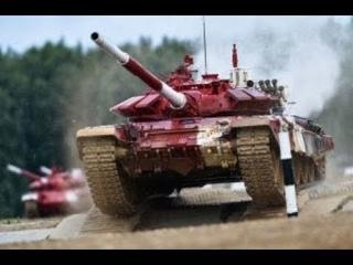 Сериал Танковый биатлон. 1 Сезон. 3 Серия. Прикладные состязания между танковыми экипажами.