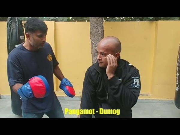 Pekiti Tirsia Kali Pangamot Dumog