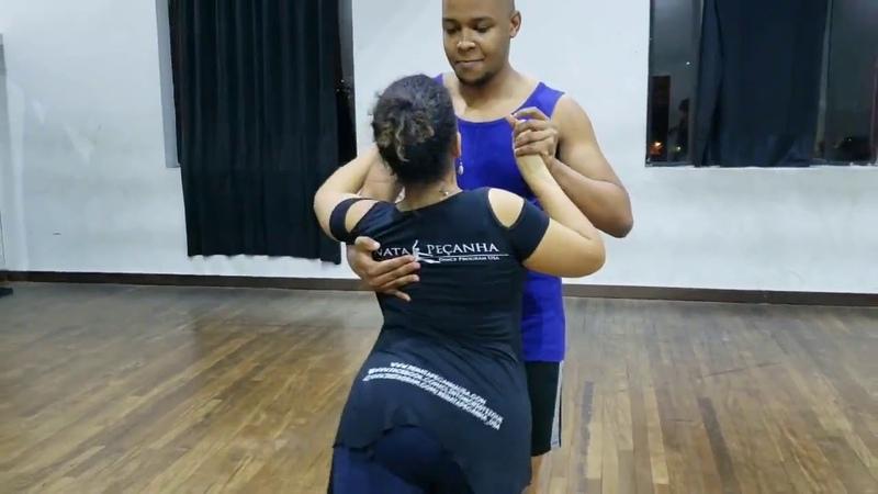 Zouk brasileiro Paulo Dias e Bruna Pe anha One love Celma Ribas