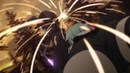 Sword Art Online II Kirito deflects bullets in GGO