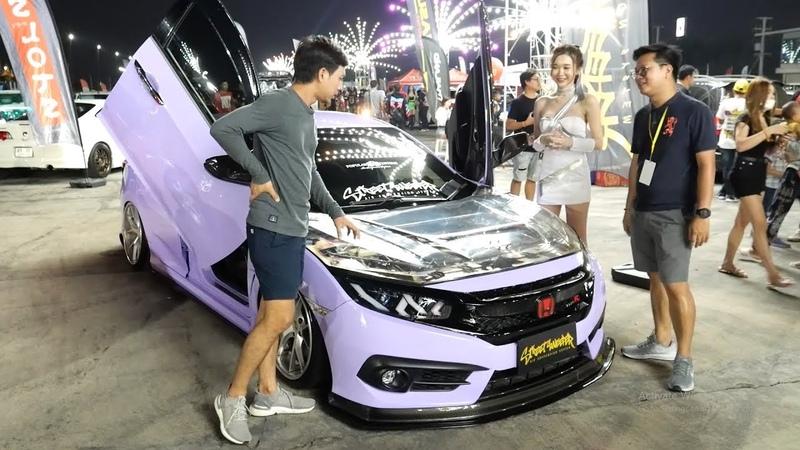 มาแล้ว...บรรยากาศความยิ่งใหญ่ของงาน pathum style car show ครั้งที่ 4 รถซิ่งไทยแลนด์