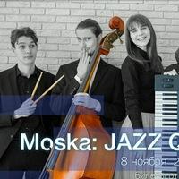 08.11   Moska: JAZZ Quartet & Elis Jemanja