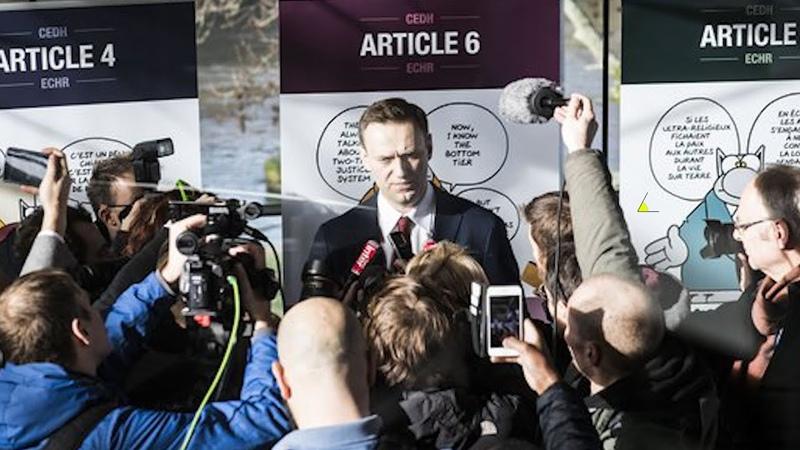 Алексей Навальный выдвинут на международную премию Сахарова Тайный указ Путина Итоги судов ФБК