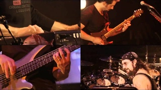 """Dream Theater Instrumedley multi display full version - """"The Dance of Instrumentals"""""""
