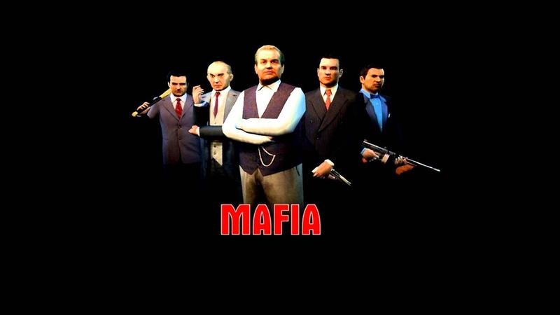 Mafia Soundtrack - Sorrow and church