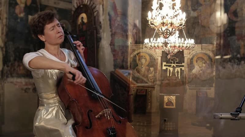1012 J S Bach Suite No 6 in D major BWV 1012 Xenia Jankovic cello