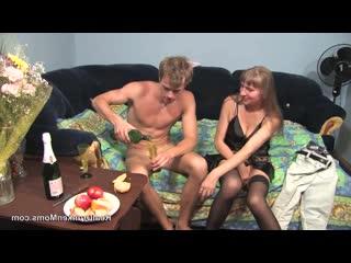 DrunkenMoms_ Elena - milf love fuck young boy