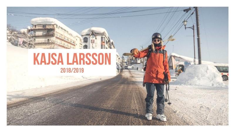 SEASON EDIT 2018 2019 Kajsa Larsson