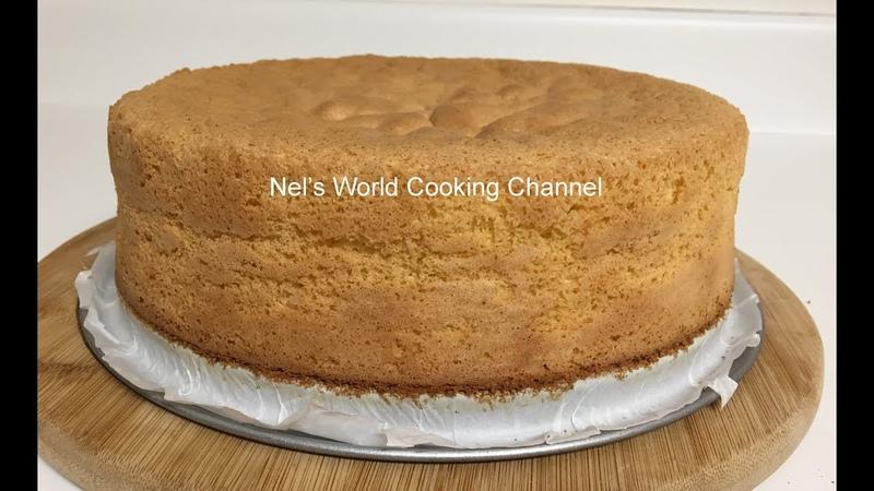 Perfect Sponge Cake - Իդեալական բիսկվիթ - Ձվով տորթ - ИДЕАЛЬНЫЙ классический БИСКВИТ - Biskvit