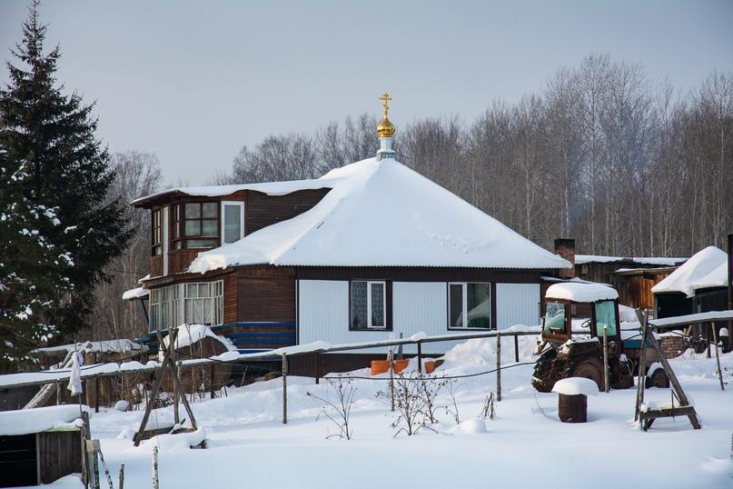 Томский центр реабилитации для зависимых при Знаменском храме: здесь учат жить, любить и верить, изображение №2