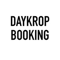 Логотип DAYKROP BOOKING