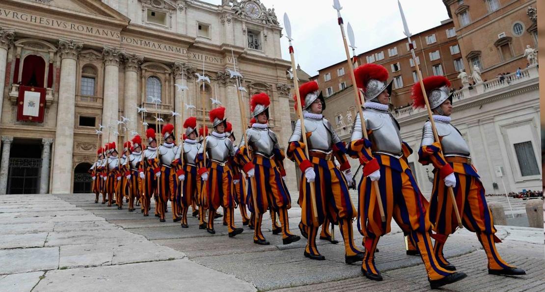 Марш Гвардии Ватикана