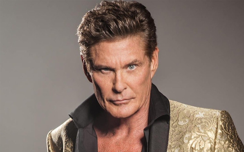 David Hasselhoff & Elliot Easton ''Head On''