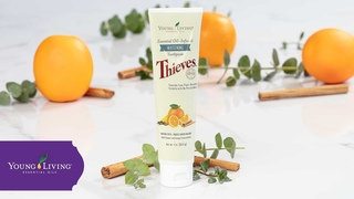 Thieves Whitening Toothpaste | Young Living Essential Oils