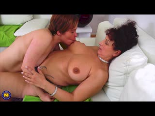 Adelina, Jacinda - When Their Husbands Are At Work These Housewives Love to Play