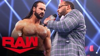 McIntyre, Strowman and Orton make their cases for a WWE Title Match: Raw, April 12, 2021