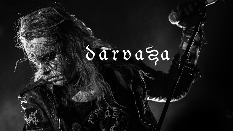 Darvaza The Silver Chalice live in Brussels 7 03 2019