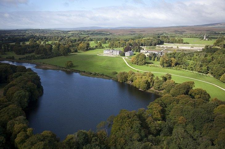 Лучшие отели мира от Soul Travel Ballyfin (Ирландия), изображение №1