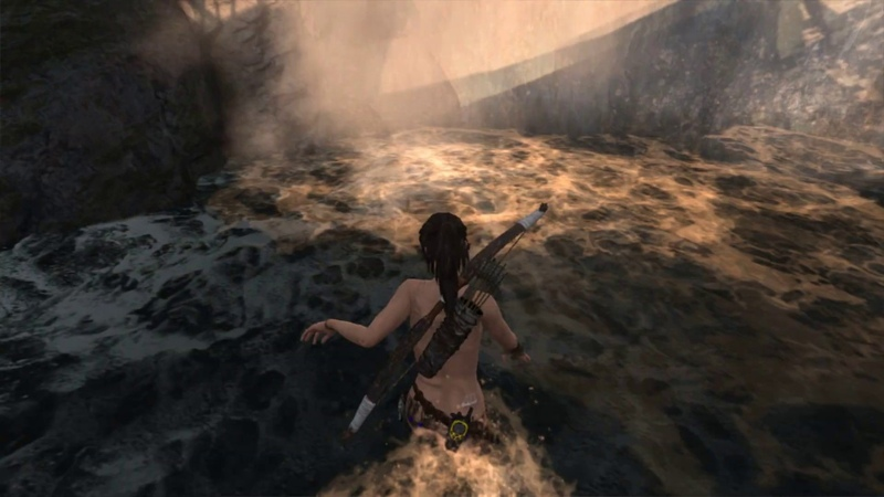 Tomb Raider 2013 Nude mod 2020 by ATL BLUE BLOOD v 3.8 pt6