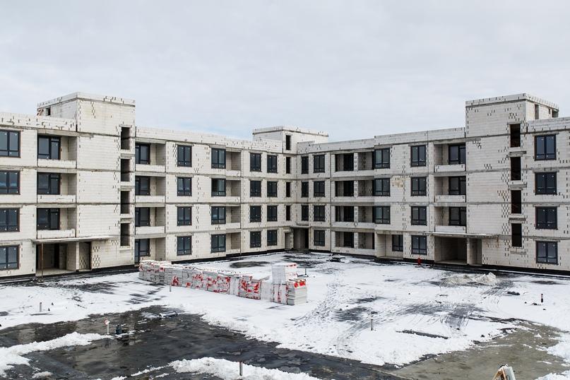 Отчёт о ходе строительства март 2020. ЖК «Ожогино», изображение №1