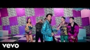 Natti Natasha Sebastián Yatra, Daddy Yankee ft. Jonas Brothers - Runaway