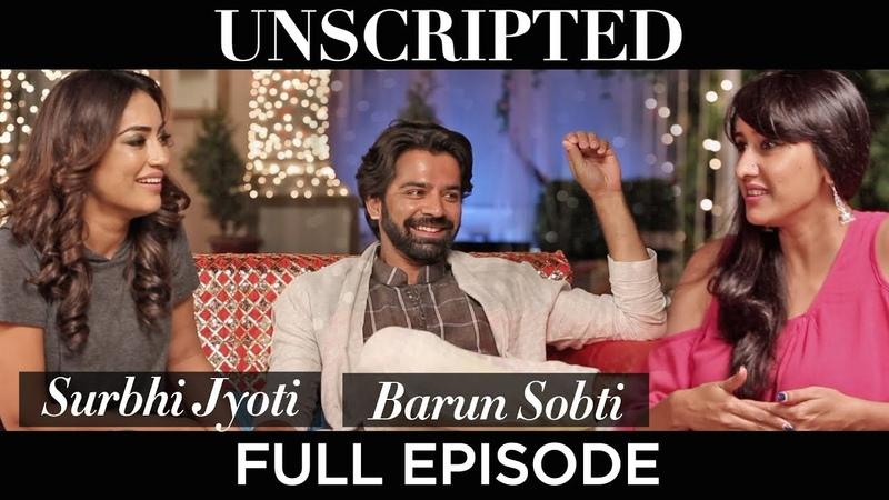 Barun Sobti Surbhi Jyoti Interview Unscripted with Gul Khan S01E01