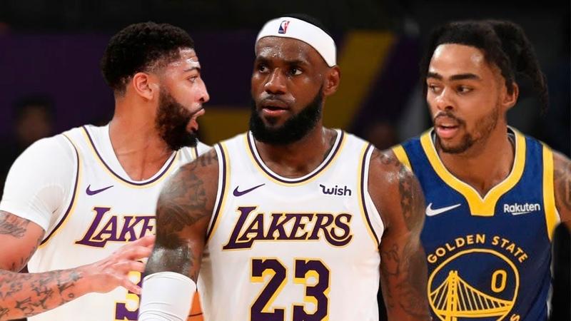 Preseason: Warriors vs Lakers, 17/10/19