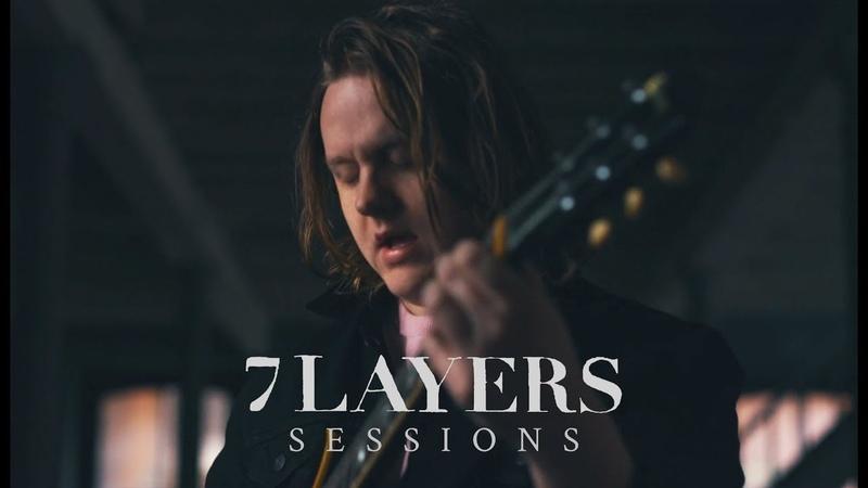 Lewis Capaldi Bruises 7 Layers Sessions 84