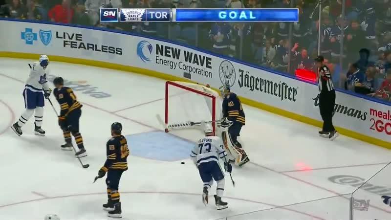 Егор Коршков 1 ая шайба в НХЛ